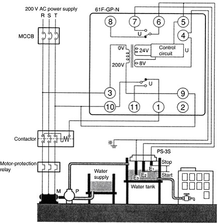 Omron 61f Gp N Wiring Diagram on toshiba wiring diagram